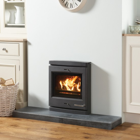 Yeoman CL7 inset Multi-fuel Stove High efficiency stove.